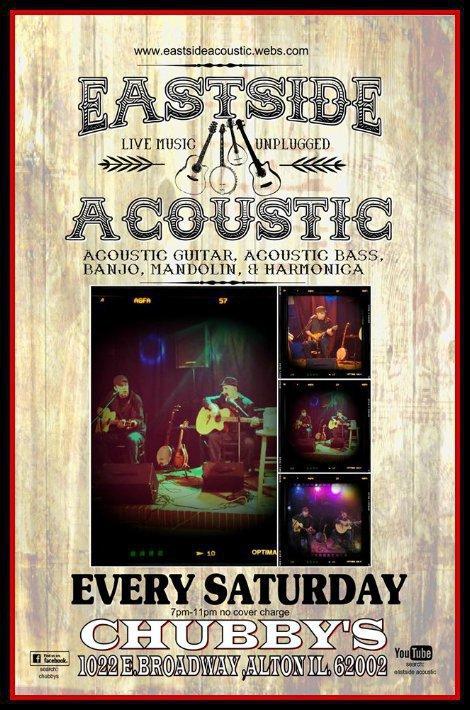 Eastside Acoustic Saturdays 4-25-15