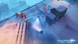 Новые скриншоты Alienation
