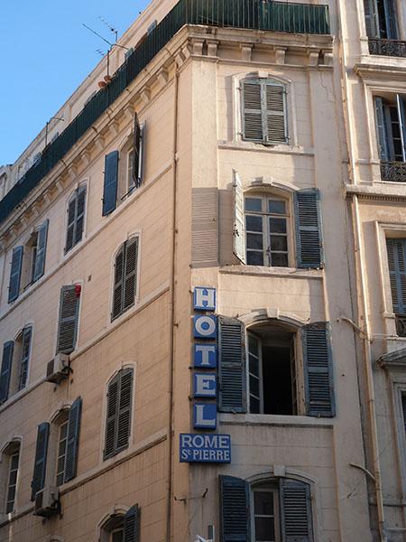 hotel rome saint pierre
