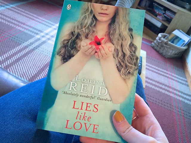 Lies Like Love by Louisa Reid