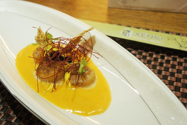 1.Xenri Japanese Fine Dining @ Old Klang Road