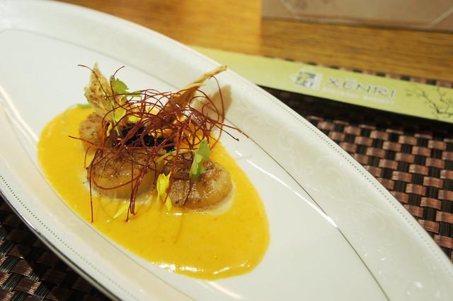 1.Xenri Japanese Fine Dining @ Old Klang Road