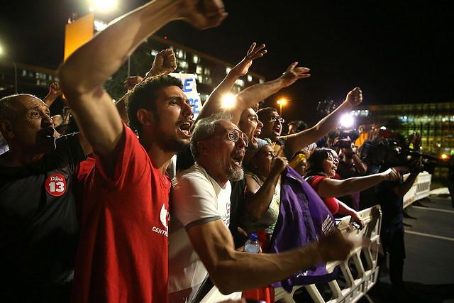 Frente a los anuncios del gobierno interino, se esperan tiempos de resistencia y lucha  - Créditos: Marcello Casal/ Agência Brasil