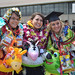 "Happy UH West Oahu graduates celebrate on the Great Lawn after the spring 2016 commencement ceremony on May 7, 2016. Photo by Brian Miyamoto  More photos:  <a href=""https://www.flickr.com/photos/uhwestoahu/albums/72157665878073153"">www.flickr.com/photos/uhwestoahu/albums/72157665878073153</a>"