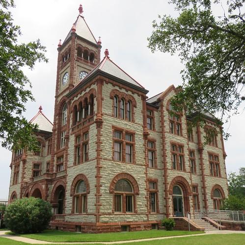 texas tx courthouses easttexas cuero countycourthouses uscctxdewitt dewittcounty larmourwatson