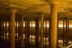 Houston Cistern at Buffalo Bayou Park