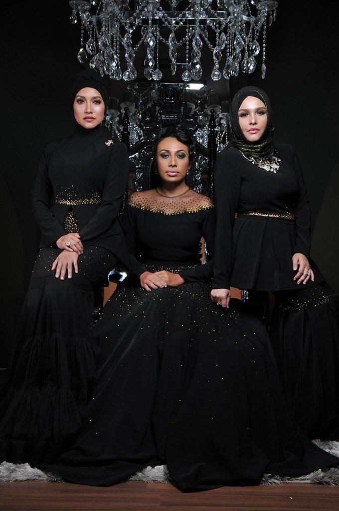 Ning Baizura, Ziana Zain & Noryn Aziz Jayakan Minggu Setiausaha Queen Of The City