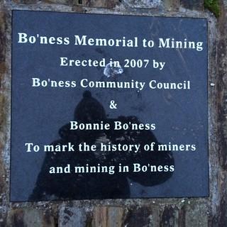 Bonnie Bo'ness