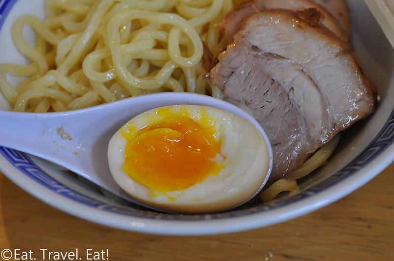 Tsjuita LA Artisan Noodles- Los Angeles (Sawtelle), CA: Egg