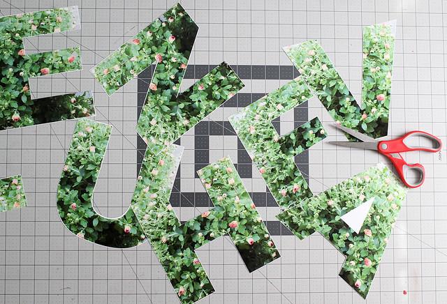 3D Sign DIY