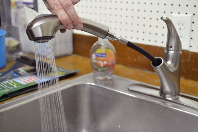 Pull-Out Faucet Spray Shelton Price Pfister