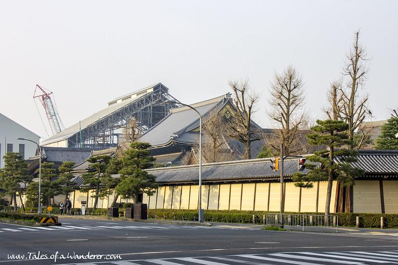 京都 KYŌTO - 東本願寺 Higashi Hongan-ji