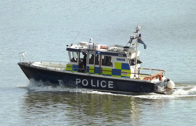 Thames Reserve (MP9) (2) @ Gallions Reach 10-03-15