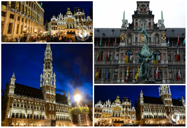Belgium Collage 3