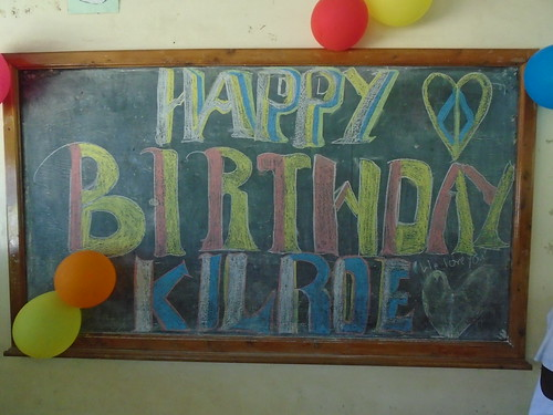 Happy Birthday Kilroe House 7th March 2015