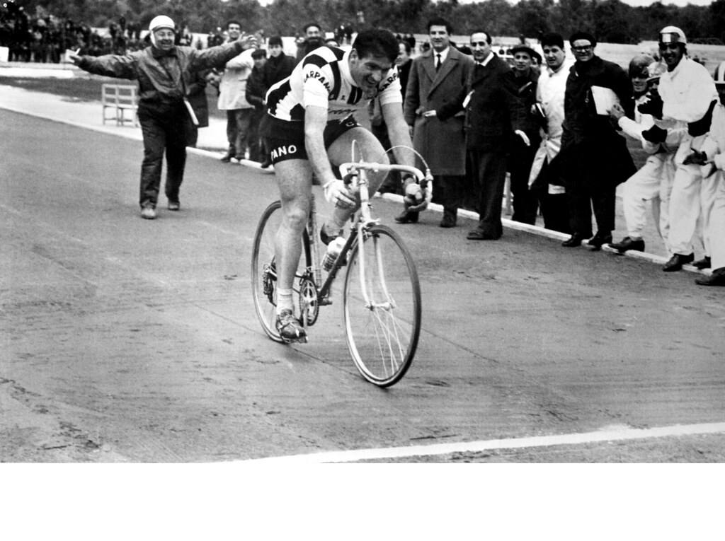 Giro Di Sardegna 1963 Arrivo a Sassari