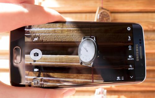 Samsung Galaxy S6 Edge   tik gero telefono apžvalga?