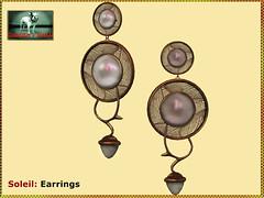 Bliensen - Soleil - Earrings Kopie
