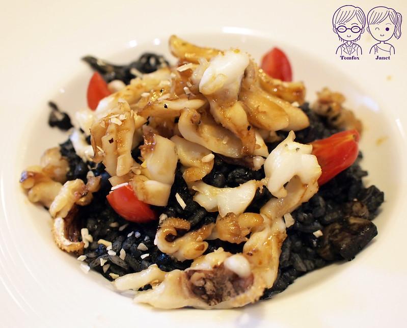 31 雙聖 義式墨魚燉飯