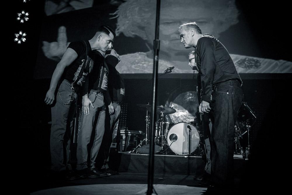 Morrissey @ BIC, Bournemouth 14/03/15
