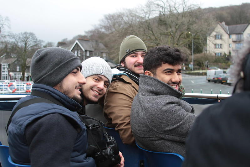 Youth Group Trip (Ambleside March 2015)
