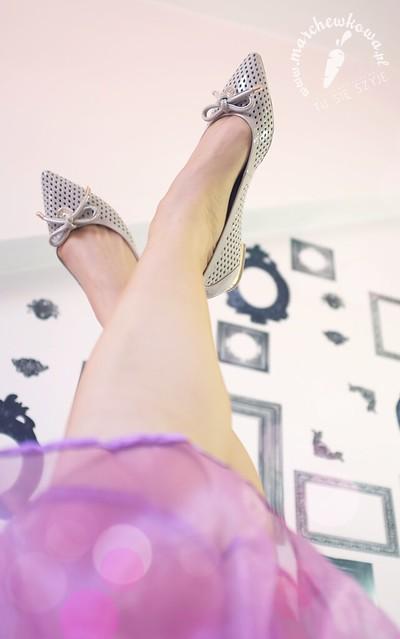 SCA'VIOLA, Scaviola, buty, balerinki, shoes, skóra