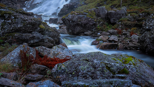 nature water norway rock creek canon river landscape photography eos photo waterfall rocks stream long exposure mood foto outdoor stones tripod scene beginning le 6d