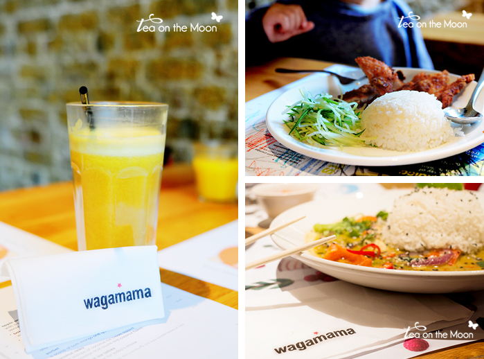 wagamama London