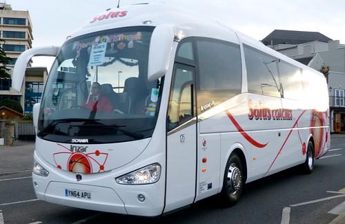 YN64 APU Scania/Irizar i6