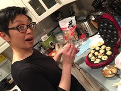 love your cute takoyaki chef