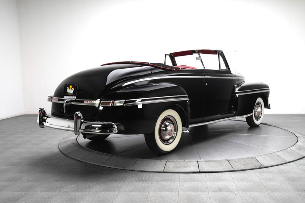 46002_S Mercury 239CI Flathead V8 3SPD CV_Black
