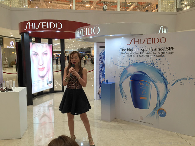 SHISEIDO BEAUTY FAIR 2015