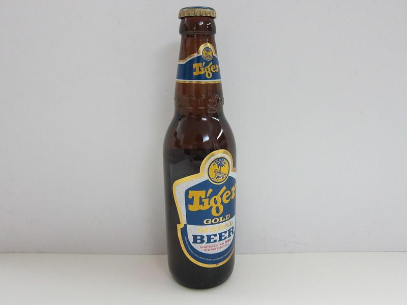 Tiger Beer Limited Edition 1965 Vintage Bottle