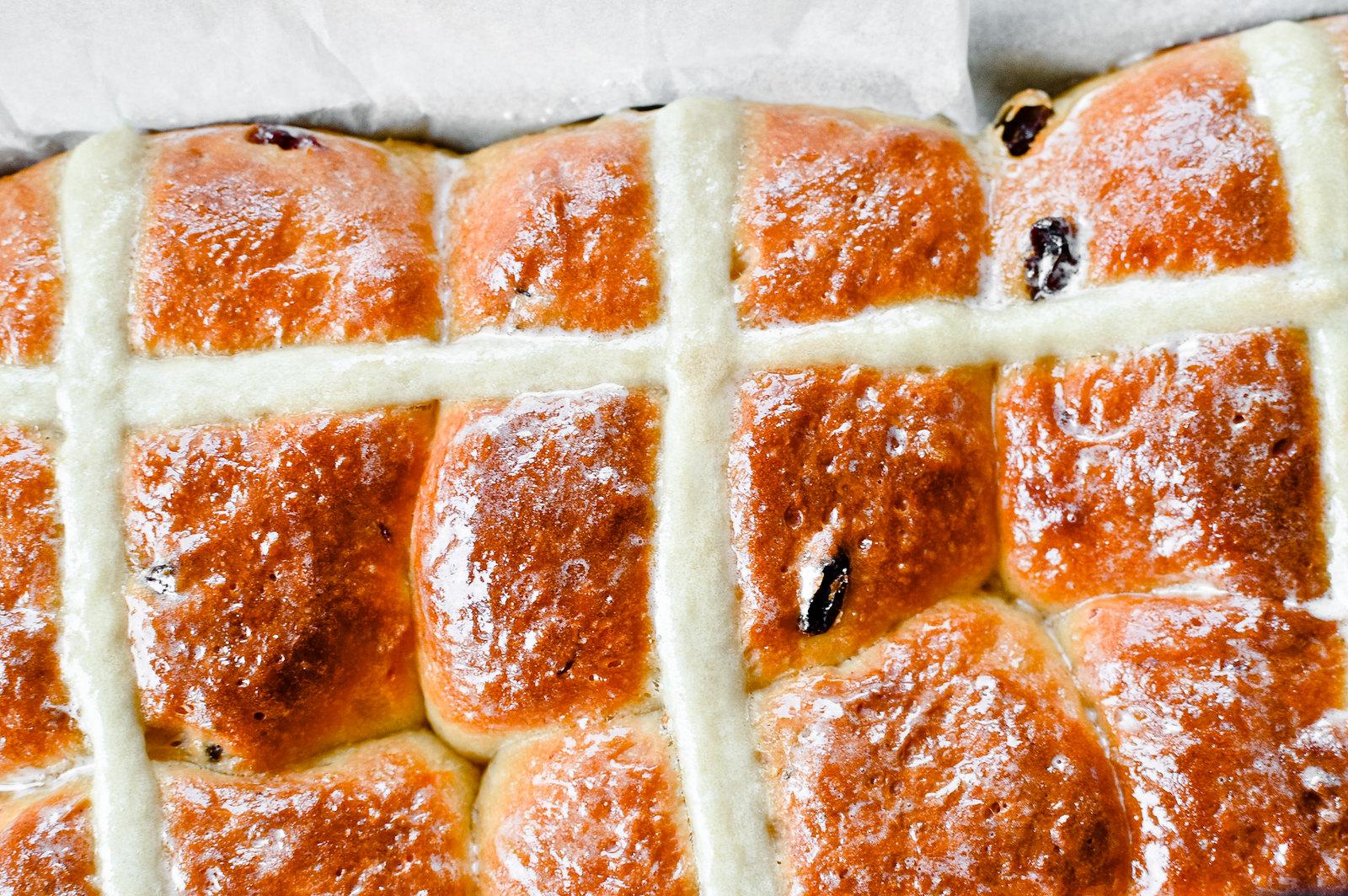 Hot Cross Buns, Easter Recipe