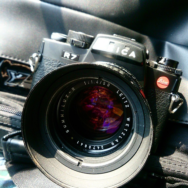 老德神話Leica R 50mm f1.4 E48