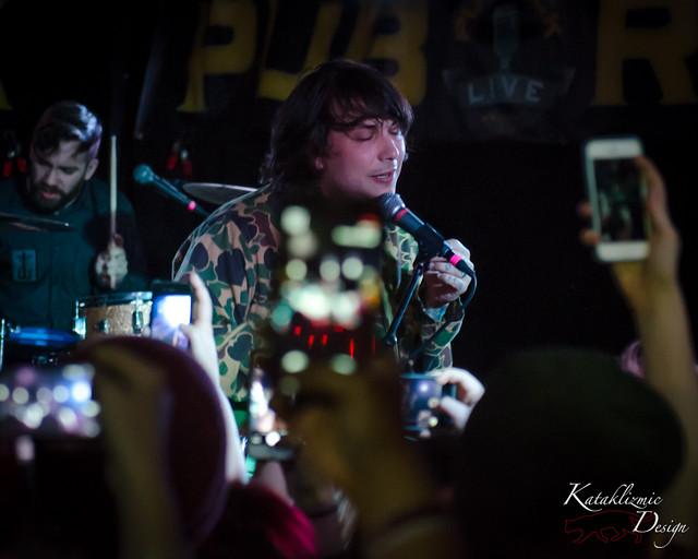 Frank Iero - Pub Rock Live 03-16-15