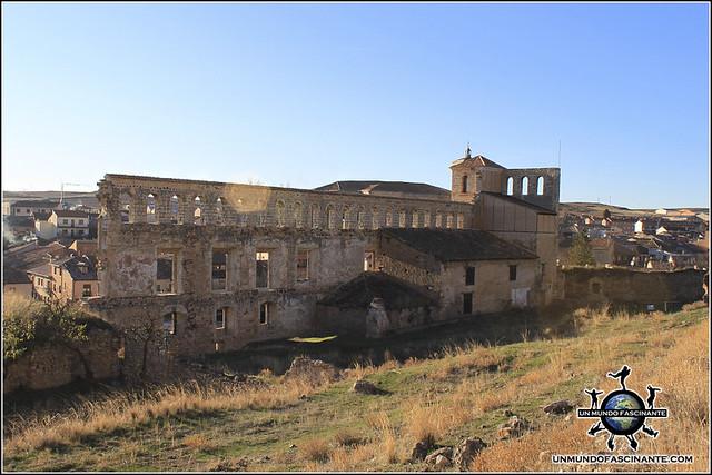 Palacio de los Marqueses de Berlanga,  Berlanga de Duero (Soria, España)