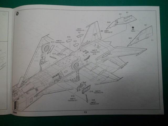 Ouvre boîte Shenyang J-8 II Finback B [Trumpeter 1/48] 16898815125_fd7148431e_o