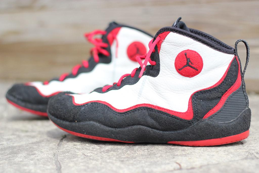 7aa30a9d1a47a1 Jordan Trainer Wrestling Shoes