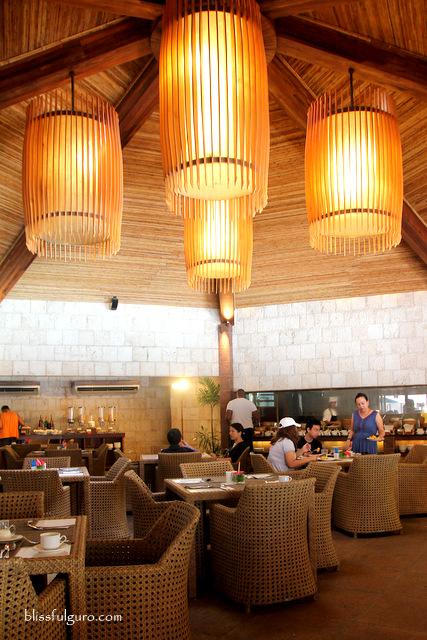 Maribago Bluewater Beach Resort Cebu Buffet Breakfast