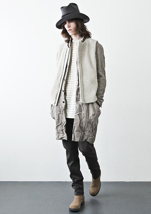 Harry Curran0004_FW15 Tokyo KAZUYUKI KUMAGAI(Fashion Press)