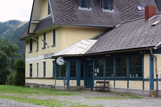 [087/365] Vordernberg Markt | Erzbergbahn (Fotoserie II)