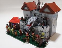 Darkfang Fort - Therommar Kingdom