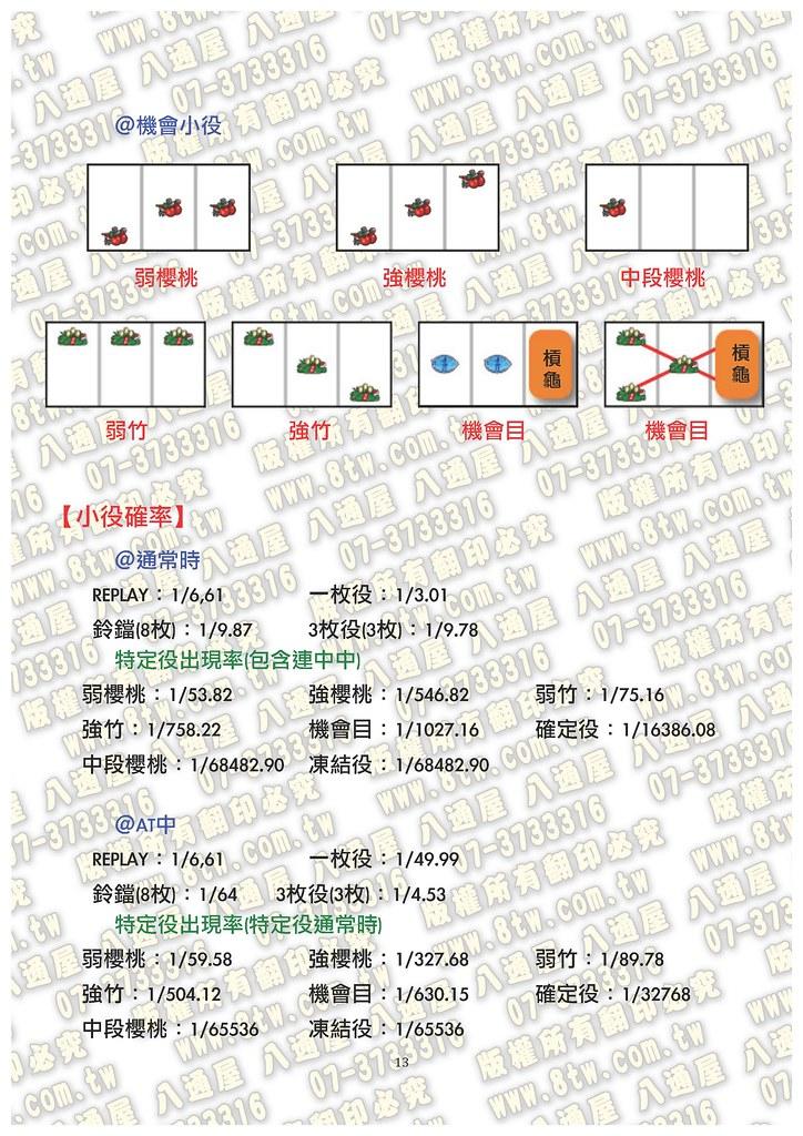 S0256麻雀物語3~役滿亂舞之究極大戰 中文版攻略_頁面_14