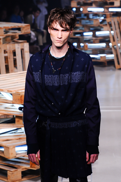 FW15 Tokyo DISCOVERED030_Gryphon O'shea(Fashion Press)