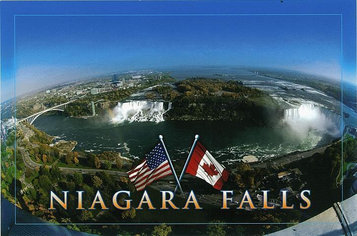 Canada - Niagara Falls international