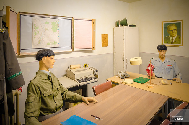 Point Alpha border museum exhibition