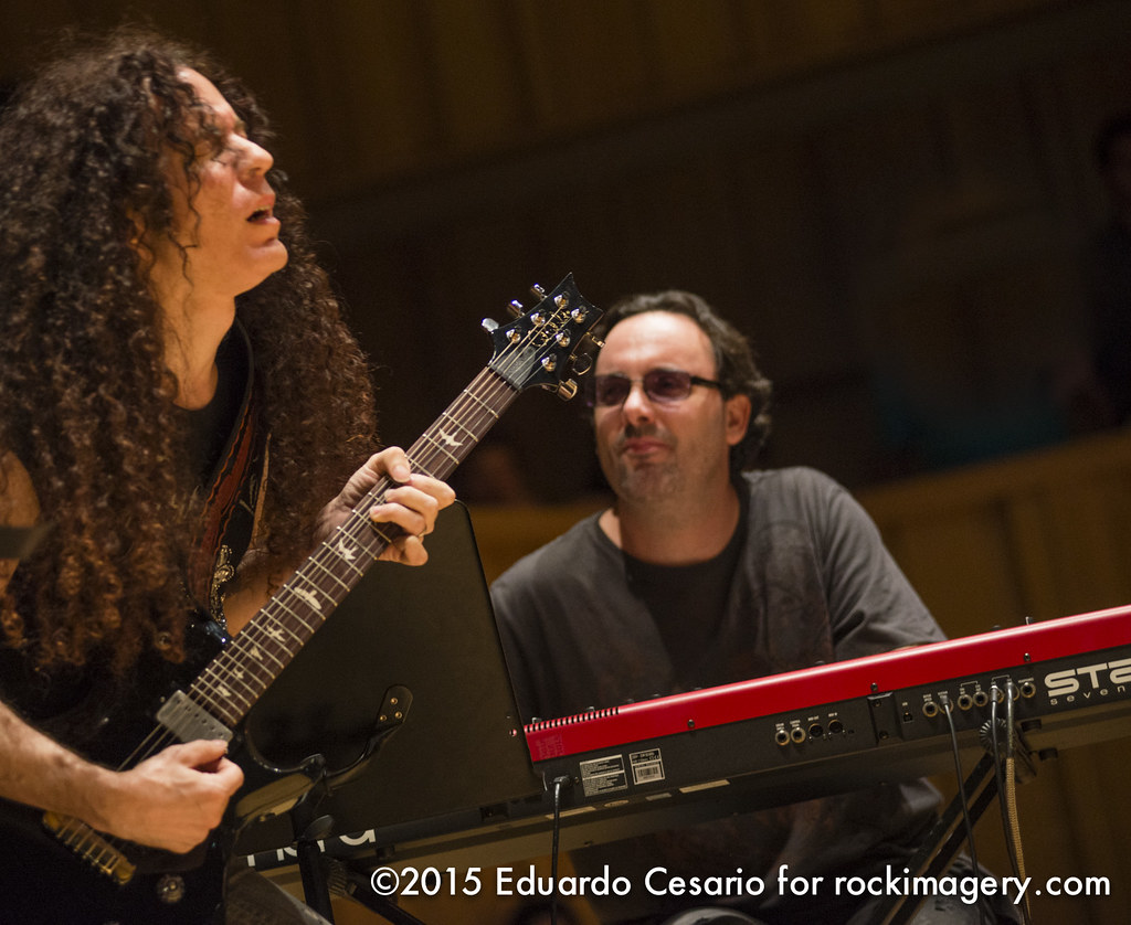 Escalandrum + Marty Friedman