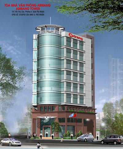 Cao ốc văn phòng Arirang Building