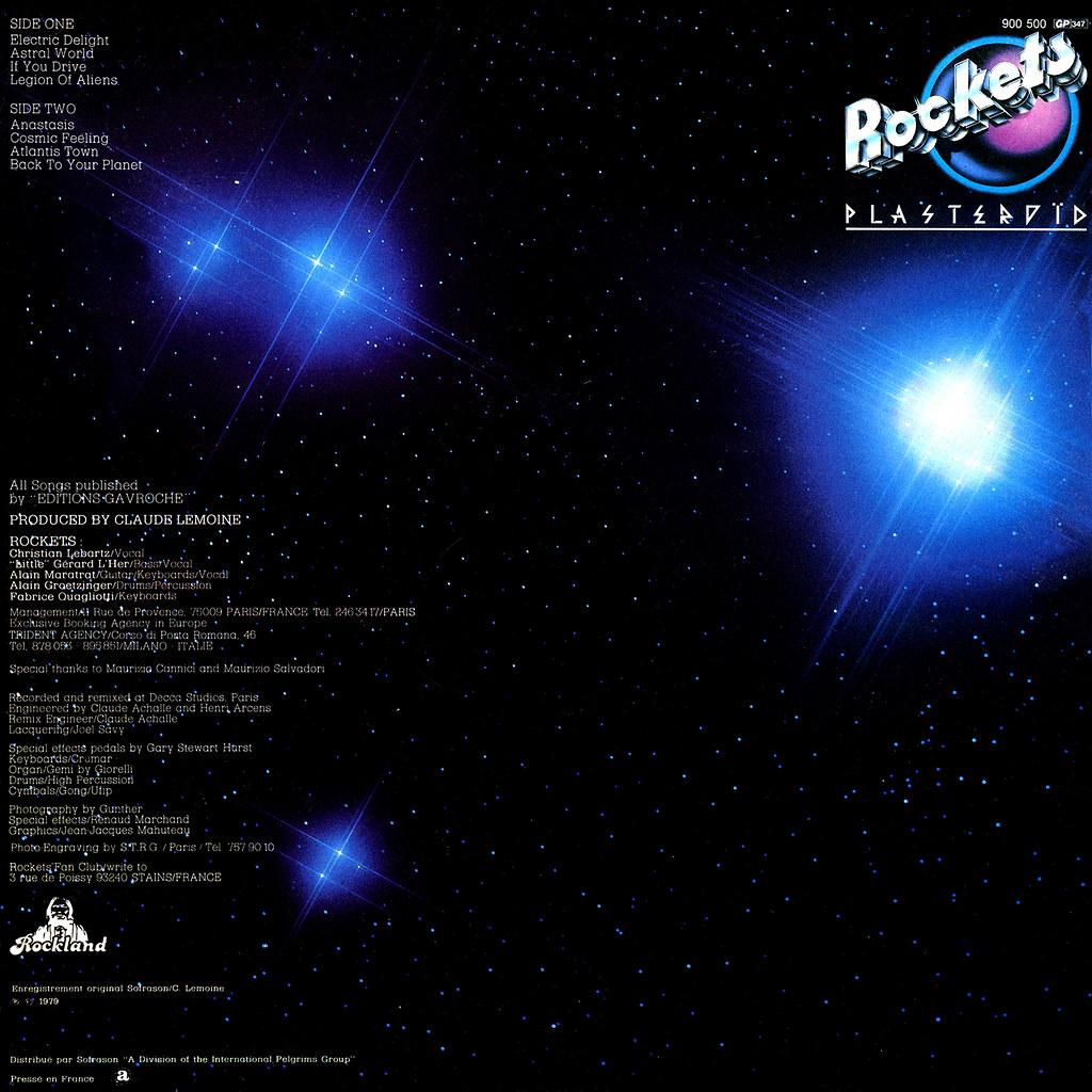 Rockets - Plasteroid